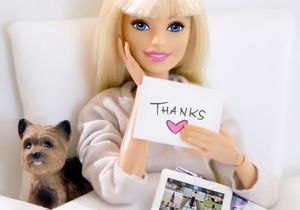 L'instant mode : Barbie et son million de followers