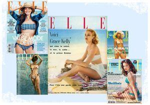 Les plus beaux Bikinis de ELLE