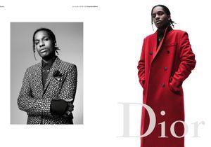 #PrêtàLiker : Dior Homme, quatre égéries sinon rien