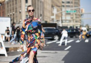 Street style : vive les robes glamour !