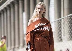Street style : et si le pantalon XXL était le nouveau slim ?