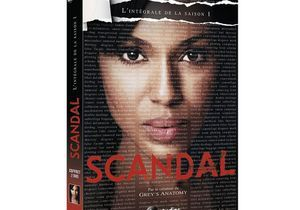 L'idée cadeau du jour : (re)découvrir l'intégrale de « Scandal » pour Noël