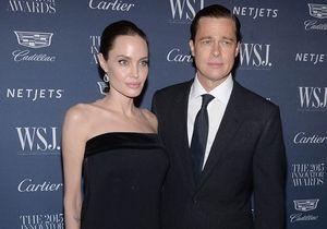 Angelina Jolie raconte comment elle a épousé Brad Pitt