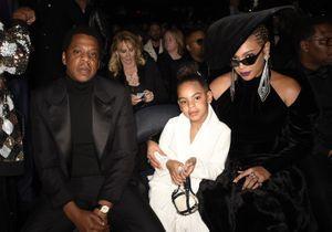 Blue Ivy, la fille de Beyoncé, dépense des milliers de dollars lors d'une vente aux enchères, Jay Z tente de la calmer