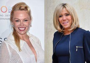 Brigitte Macron et Pamela Anderson : rencontre au sommet !