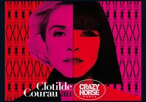 Ce week end, Clotilde Courau se met à nu