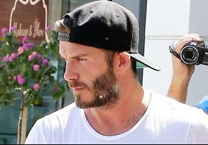 David Beckham bat des records sur Instagram