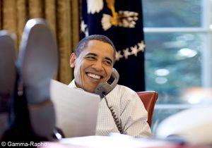 Les photos les plus drôles de Barack Obama