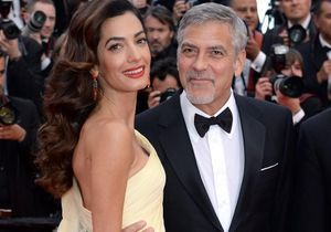 George Clooney et Amal : découvrez les premiers clichés de leurs jumeaux
