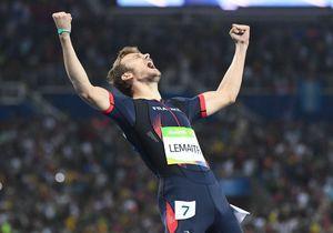 JO 2016 : la renaissance de Christophe Lemaitre