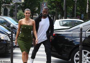 Kim et Kanye : balade romantique sous le soleil de Paris