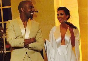 Kim Kardashian et Kanye West, leur mariage spectaculaire en Italie