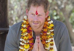 Le prince Harry au Népal, sur les traces de la princesse Diana