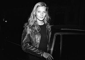 Les 30 plus belles photos vintage de Kate Moss