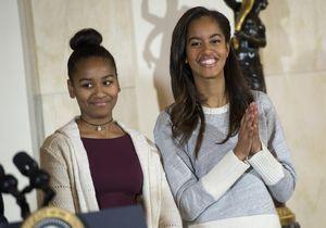 Les sœurs Obama, « l'antidote » aux Kardashian ?