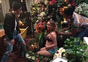 Quand deux actrices de Grey's Anatomy parodient la photo de Beyoncé enceinte