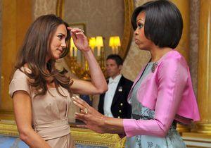 Royal baby : Michelle Obama félicite Will et Kate et leur fait une proposition surprenante