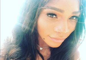 Serena Williams dévoile une première image et le prénom de sa fille