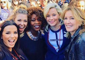 Women's March 2018 : les stars défilent pour les droits des femmes