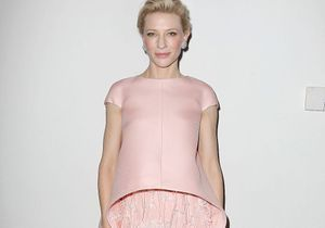 Le look du jour : Cate Blanchett intrigue avec sa robe Balenciaga