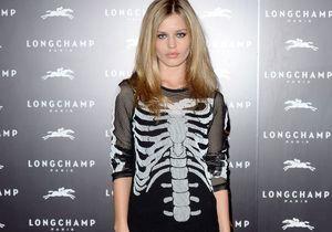 Le look du jour: Georgia May Jagger à la Fashion Week de Londres