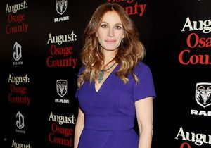 Le look du jour : Julia Roberts rayonne à New York
