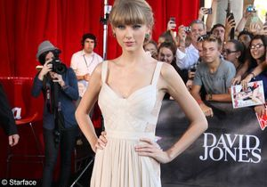 Le look du jour : Taylor Swift