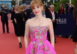 Deauville 2014 : Jessica Chastain, Alexandra Lamy, Charlotte Le Bon… Un red carpet très glamour !