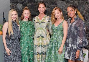 Kate Bosworth, Christy Turlington et Paris Jackson célèbrent la ligne H&M Conscious