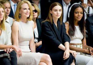 Les premiers rangs très VIP de la Fashion Week de New York