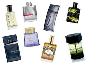 10 parfums pour lui