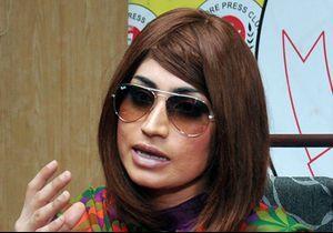 Pour l'honneur de Qandeel Baloch, tuée par son frère au Pakistan