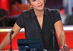 Valérie Astruc, journaliste politique
