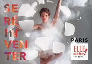 Forum ELLE Active de Paris : n'attendez plus pour vous inscrire !