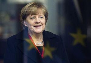 Angela Merkel est la personnalité de l'année selon l'AFP