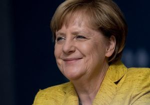 Angela Merkel : simple mais funky ?