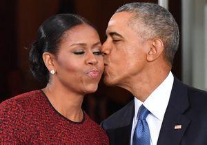 Barack et Michelle Obama : des tweets et du love pour la Saint-Valentin