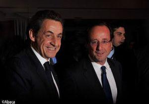 Entre Nicolas Sarkozy et François Hollande, le ton monte