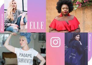 #Fieredemoncorps : ELLE en direct de chez Instagram pour célébrer le mouvement « bodypositive »