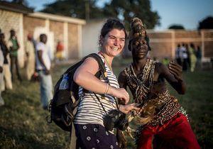 La photographe Camille Lepage fait polémique sur Wikipédia