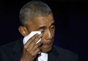 Le discours d'adieu d'Obama : de l'amour, des larmes et de l'espoir pour un moment inoubliable