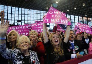 Le monde selon Trump, un programme anti-femmes ?