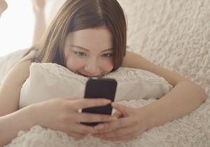 Les lycéennes japonaises passent un tiers de leur journée sur leur portable