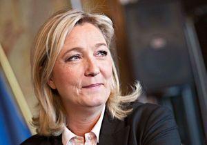 Marine Le Pen compare le mariage gay et l'avortement