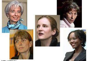 Nouveau gouvernement : des femmes d'influence