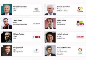 Présidentielle 2017 : comparez les programmes avant de voter