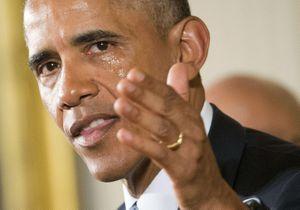 #PrêtàLiker : les larmes de Barack Obama