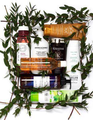 8 shampoings naturels pour des cheveux sains