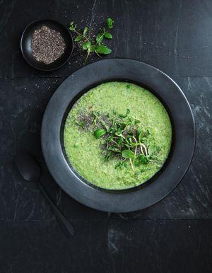 5 recettes de soupes détox pour s'alléger