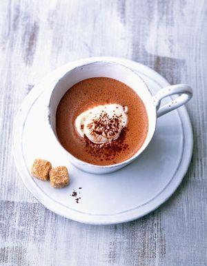 Vite, un chocolat chaud !